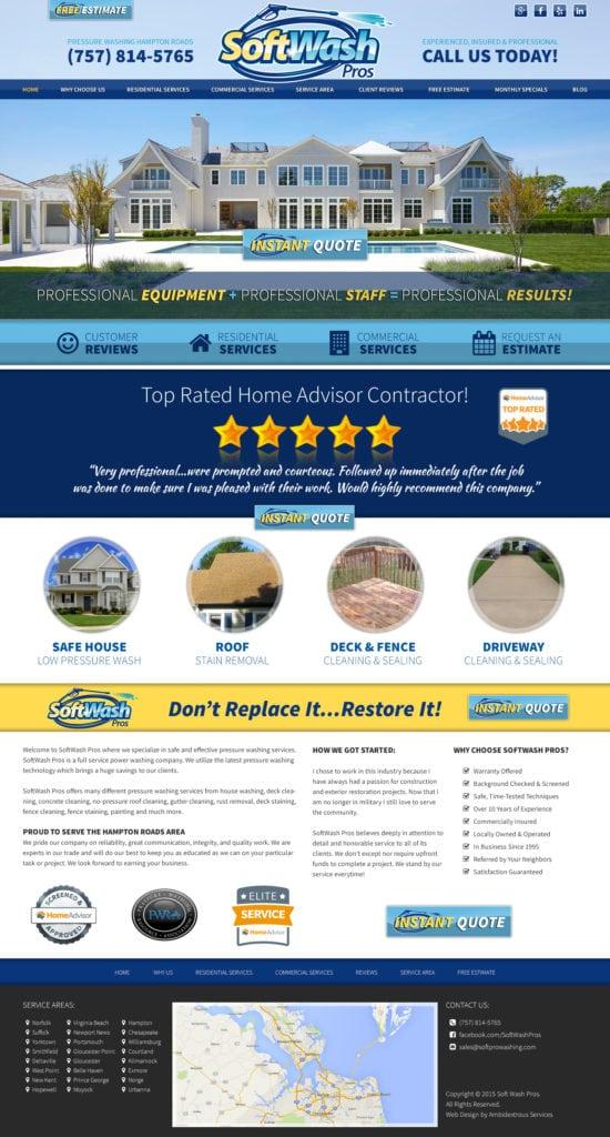 small business web design palm bay, fl