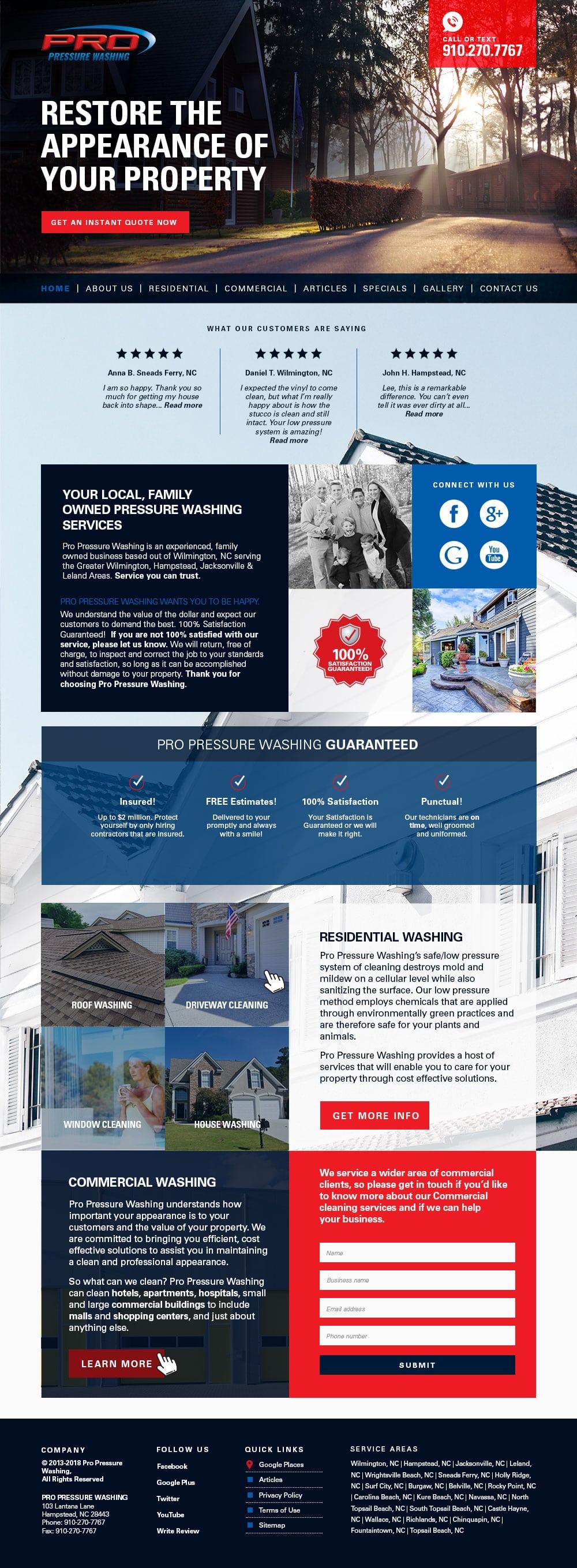Melbourne Fl Website Design
